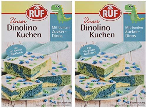 RUF Dinolino Kuchen, 2er Pack (2 x 850 g)