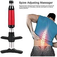 Quiropráctico masajeador máquina, Activador de espalda Masajeador de corrección de escoliosis Ajustador Spine Activador Espina