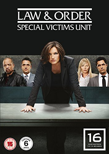 Law And Order Special Victims Unit - Series 16