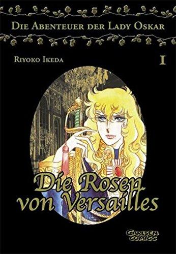 Rosen von Versailles 3 (Die Abenteuer von Lady Oscar)