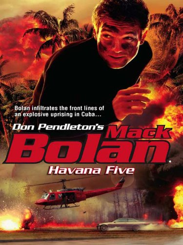 Havana Five (English Edition) (Outfit Soldier Roman)