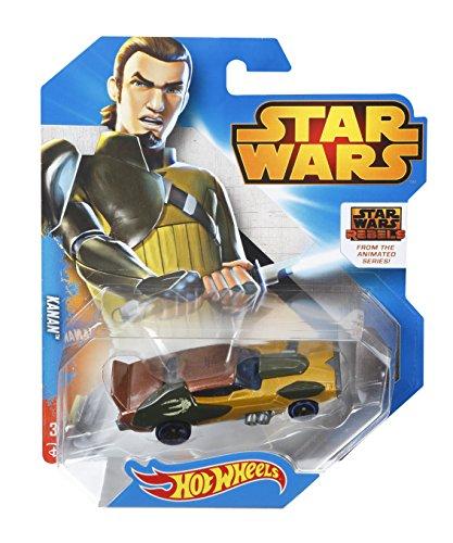 Star Wars Hot Wheels Vehículo Kanan Vehículo en Escala 1: 64