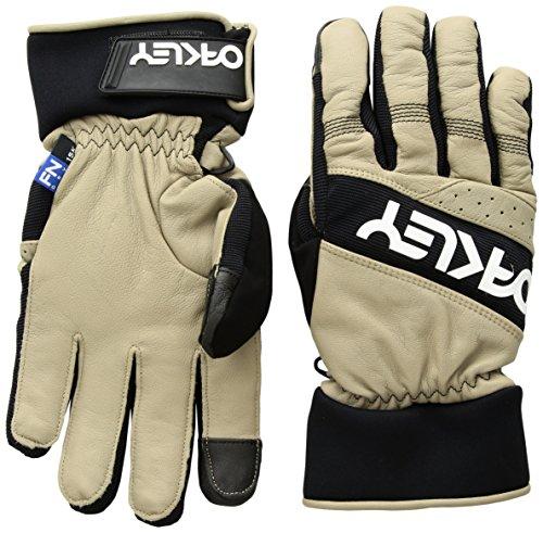 Oakley fábrica invierno 2del hombres guantes, Unisex, color Rye, tamaño...