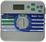 Best Sprinkler Controllers - Hunter Sprinklers 526200 Pro-C and PCC Controller Front Review