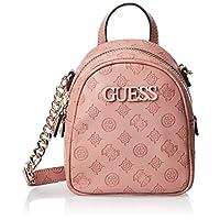 GUESS Womens Mini Cross-body Bag, Rosewood - SP743370