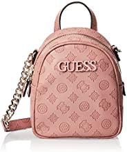 GUESS Womens Mini Cross-body Bag, Rosewood - SP743370