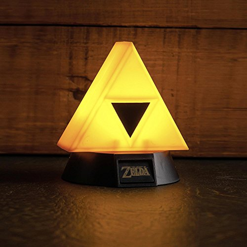 The Legend of Zelda 3D Lampe Triforce