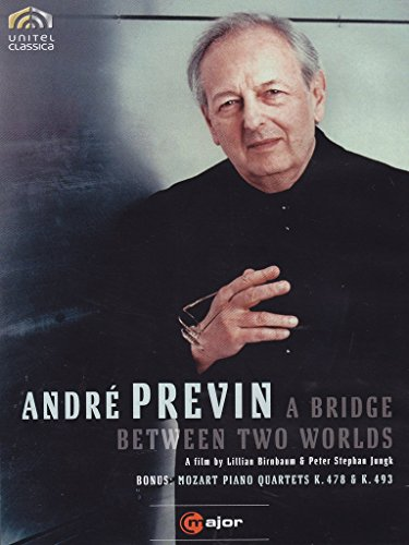 André Previn - A Bridge Between Two Worlds