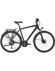 Ortler Ardeche - Vélo de trekking - noir Taille de cadre 55 cm 2017 vtt homme
