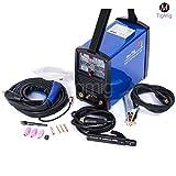 Schweißgerät Inverter WIG DC 170A Digitaler Haarentfernungsgerät NX 170Puls HF 10Programme