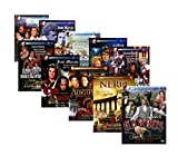 Le Bossu / Imperium: Nerone /Imperium: Augustus /Blood on His Sword / Les trois mousquetaires: Les ferrets de la reine / Vengeance of the Three Musketeers /Les mystres de Paris /Le masque de fer / Des bester Mann / [10DVD]+[10xKSI??LtKA] [Region 2] (IMPORT) (No English version) by Charlotte Rampling