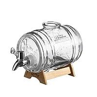 Kilner Barrel Dispenser 1Litre, with Stand