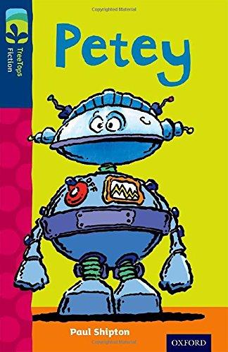 Oxford Reading Tree TreeTops Fiction: Level 14: Petey