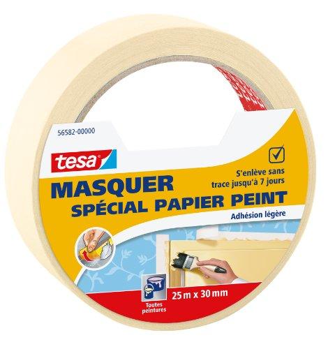 tesa-56582-00000-00-masquer-special-papier-peint-adhesion-legere-25-m-x-30-mm