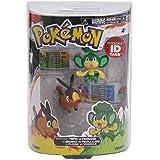 Pokémon - Pack de 2 mini figuras de batalla (Surtido: modelos aleatorios) [Importado]