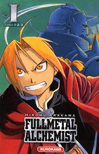 Fullmetal Alchemist - Edition reliée Vol.1