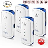 QQB Ultrasonic Pest Repellent - Electronic Pest Repeller Control Plug In for Insect