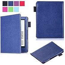 """Theoutlettablet® Funda ebook Bq Cervantes 4 6"""" / Cervantes 3 6"""" - Protección para libro electrónico - Color Azul Oscuro"""