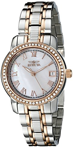 Invicta Women's 18082 Specialty Two-Tone Stainless Steel Watch
