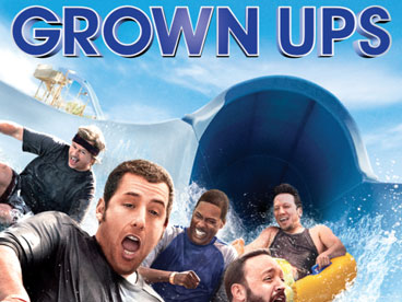 Grown Ups [DVD] [2011]: Amazon.co.uk: Adam Sandler, Salma Hayek ...