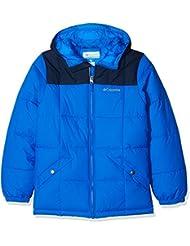 Columbia Gyroslope - Chaqueta con aislamiento para niño, color azul, talla XXS