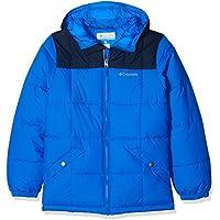Columbia Gyroslope - Chaqueta con aislamiento para niño, color azul, talla XS