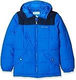 Columbia Gyroslope Jacket Blouson de Ski Fille, Super Blue, FR : L (Taille Fabricant : L)