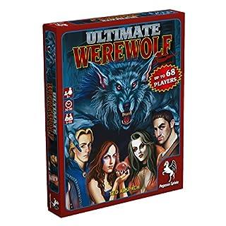 Pegasus Spiele 17800E - Ultimate Werewolf