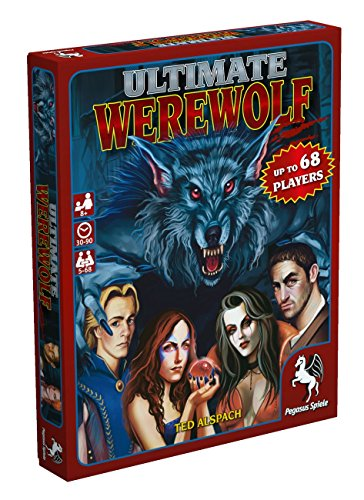 Pegasus-Spiele-17800E-Ultimate-Werewolf Pegasus Spiele 17800E – Ultimate Werewolf -