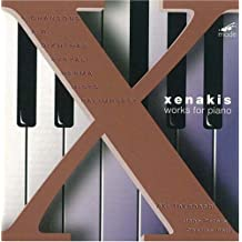 Xenakis: Works for Piano, Vol. 4 (1999-10-19)
