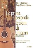 LE PRIME E SECONDE LEZIONI DI CHITARRA
