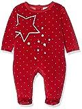 Z Unisex Baby Strampler Dors-bien Phosphorescent Rouge, Rot 03, 1 Jahr (Herstellergröße: 12M)