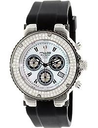 Mulco MW3-70602S-021 MW370602S021 - Reloj unisex, correa de plástico color negro