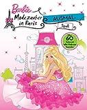 Barbie Ausmalbilder - Modezauber in Paris | 51UAJCv9yKL SL160