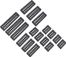 Corsair Premium Kit de peigne de câbles Attache-câbles Noir