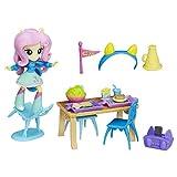 My Little Pony Equestria Girls Minis Fluttershy School Cafeteria Set by My Little Pony Equestria Girls