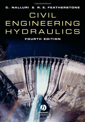 Civil Engineering Hydraulics: Essential Theory with Worked Examples