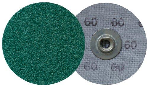 Klingspor 295325 Quickchange Disc QMC 409, 38 mm, 100 Stk. Korn: 40