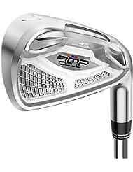 COBRA Golf Herren Eisenset AMP Cell silver 5-PW/SW für Rechtshänder - Lite Flex