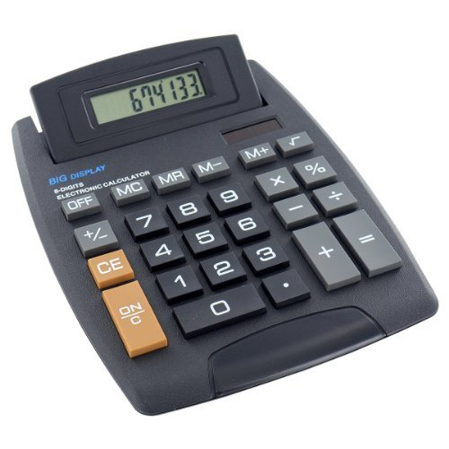 Jumbo Desktop Calculator 8 Digit...