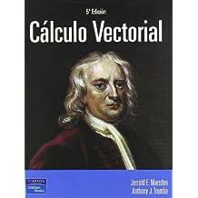Cálculo vectorial 5/e (Fuera de colección Out of series) de Marsden, Jerrold E. (2004) Tapa blanda