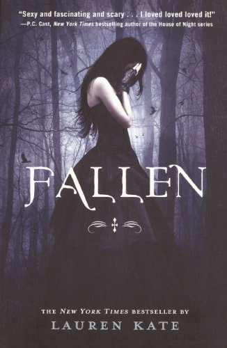 Book cover for Fallen