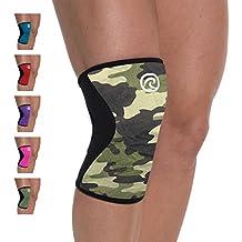 Rehband Bandage genou en néoprène 5 mm