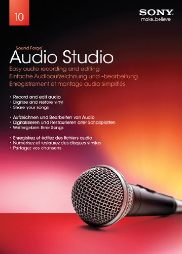 Sony Audio Studio 10 2011 Release