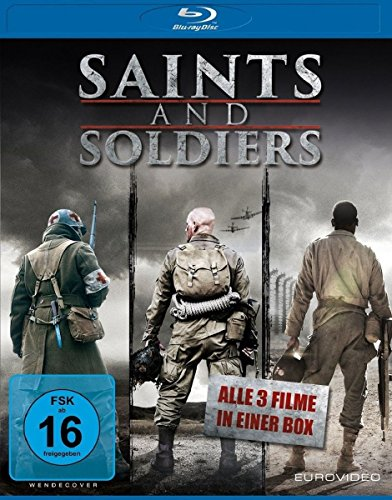 Saints and Soldiers - Collection [Blu-ray]