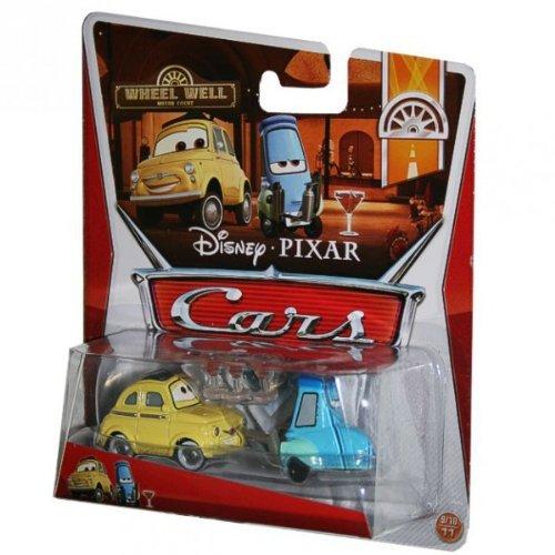 Disney Cars Cast 1:55 - Auto Fahrzeuge Modelle -