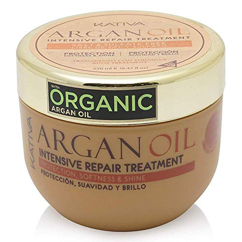 Mascarilla Brillo 250Ml Argan Oil