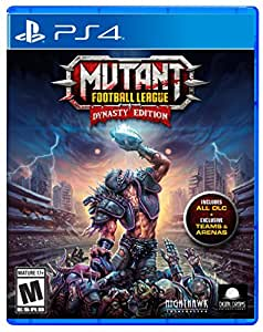 Mutant Football League - Dynasty Edition for PlayStation 4