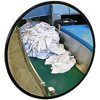 Dancop 0004362 EUVEX Espejo redondo de vigilancia, PMMA, 50cm diámetro