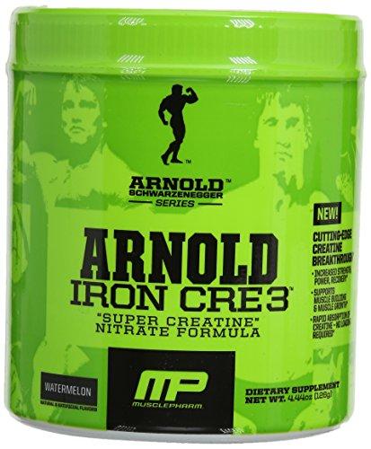 Arnold Schwarzenegger Series /Musclepharm Iron CRE3